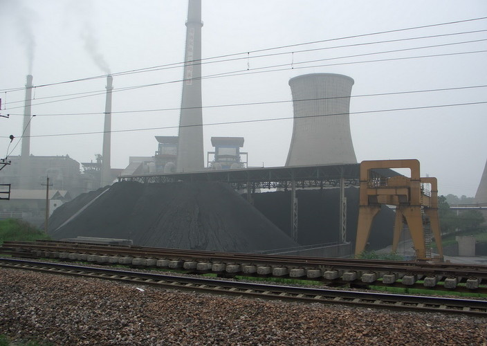 Chinese Coal Power Plant